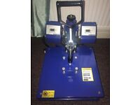 HEAT PRESS MACHINE GOOD CONDITION