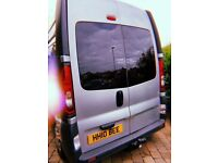 Fully professionally converted CAMPER VAN