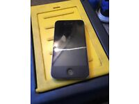 Apple Iphone 4 , unlocked to any network, with charger and sim pin