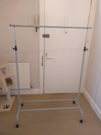 Free Clothes Rack!