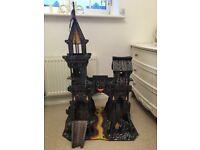 ELC Wooden Knights & Monster Castle