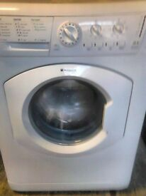 Hotpoint Aquarius 6KG 1400 Spin Washing Machine In Great Condition slight loud on the spin