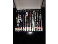 WWE PPV DVD'S