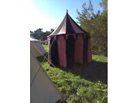 Past Tents Medieval Pavillion