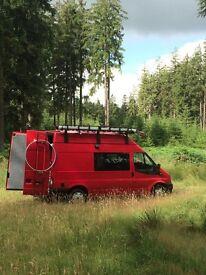Transit Camper / Day Van