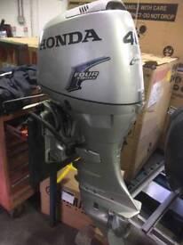 Honda 40 hp 4 stroke longshaft ptt