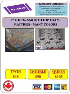 MATTRESS WAREHOUSE- www.mysleepfurniture.net- Best prices in Toronto-Delivery-$10&up- Debit,Credit Cards,Layaway,Finance