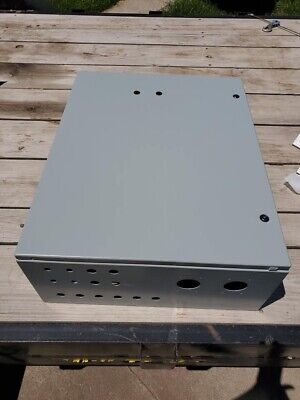 Hoffman Electrical Enclosure Cheap Csd302410 Concept Steel 30x24x10 W Holes