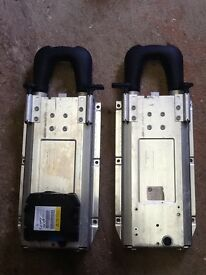 BMW 3-Series e46 convertible rear roof restraints protection rollover hoops 318 325 330ci