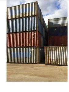 20 shipping containers b/grade &1975.00 Beresfield Newcastle Area Preview