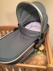 iCandy Peach carrycot, like new condition