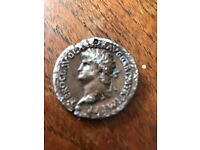 coin value ancient rome nero sestertius 37ad sell