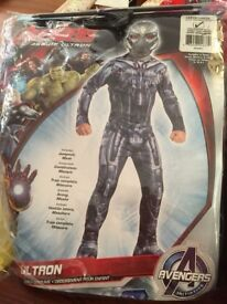 Brand New Marvel Character ULTRON Dressing Up