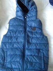 NEXT PADDED BODY WARMER AGE 9yrs