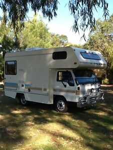 Winnebago Motorhome West Busselton Busselton Area Preview
