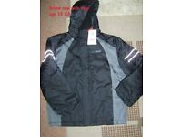 bnwt boys coat age 12 never used collection from DIDCOT - great coat for September not to heav