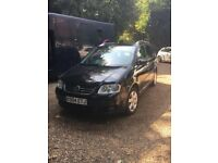 Vw Touran 7 seater 1.9tdi 136pd 6speed 109k fsh new mot