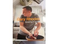 Gary Rhodes Cook Book.
