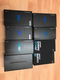 Samsung box only (Galaxy S8, S8+, S9, S9+, S10, S10+, S10e, Note 8, Note 9 and many more)