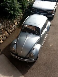 1965 VW Beetle - all original/stock, one family owned vehicle