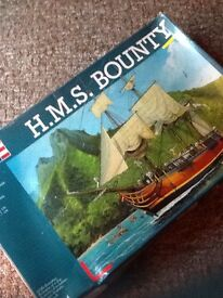 HMS Bounty model kit