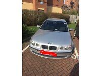 BMW 3 series compact cheap car