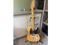Fender Made in Japan Traditional 2005 Telecaster Guitar Excellent Condition