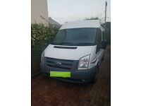 Ford Transit 2011 beautiful professional campervan conversion suitable for all year round use