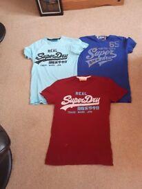 Superdry Tshirt Mens Small