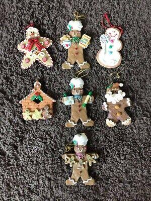 Gingerbread Ornament/hanging decor - Gingerbread Decorations