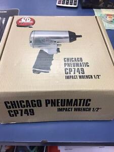 Impact chicago prise 1/2'' model cp749