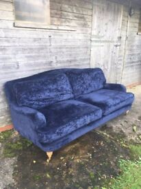 Laura Ashely sofas x 2 nearly new!!!