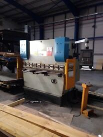 Hydraulic Press Brake HPBS 40/2000 400KN