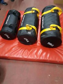 POWERBAGS- 50KG, 45KG AND 25KG. BRAND NEW