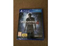 Uncharted 4 - sealed