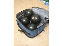 Thomas Taylor Lignoid bowls, Size 5