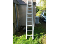 3 part ladder 3x3 meters