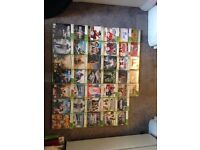 xbox 360 games all good quality and contain instruction leaflets