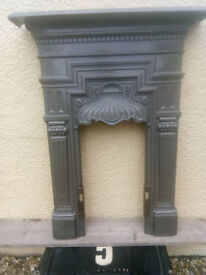 Beautiful cast iron fire place £200 ono. collection only Wroughton Swindon