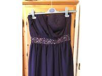 Purple AX Paris Dress