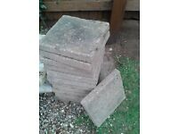 small stepping stone slabs