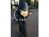 Honda CBF 125cc 2012 (BLACK) Low Mileage 7110 (FRESH MOT)