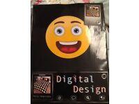 Emoji DOUBLE BED REVERSIBLE QUILT SET (brand new!)