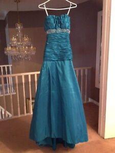 Designer Tony Bowls Paris Couture Prom Dress (originally $520)