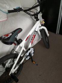 """Apollo BMX 17"""" bike"""