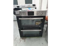 Zanussi 'Built Under' Double Oven *Ex-Display* (12 Month Warranty)