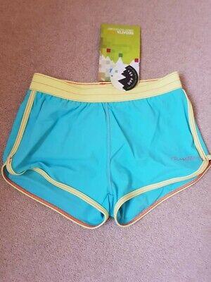 72435ebc59cfe BNWT Regatta Girl's Frilla Swim Shorts Age 5-6 RRP £20