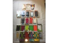 Job Lot Samsung & iPhone cases and accessories