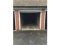 Locked and secure garage for rent