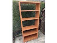 Habitat Solid Bookcase